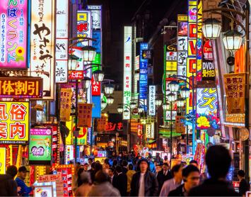 Voli per Tokyo